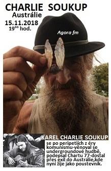 plakát CHARLIE SOUKUP