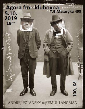 plakát Polanský+Langman
