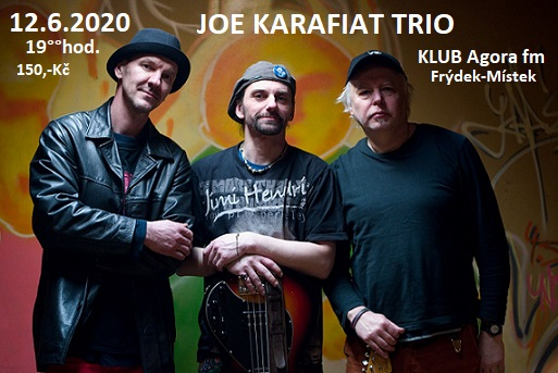 4.JOE KARAFIAT TRIO (12.6.2020) klub